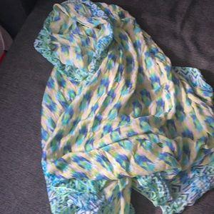 Stella & Dot discontinued scarf